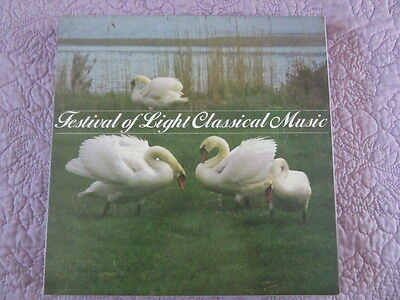 Festival of Light Classical Music !0 Vinyl Recods Boxed Excellent Gift Present