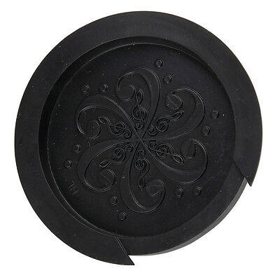 Buster Acoustic Guitar Soundhole Cover Feedback Rubber Sound Buffer Hole