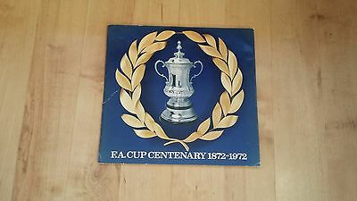 Esso FA Cup Centenary 1872-1972 Coin Collection Full Set
