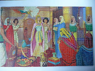 1000 Piece COTSWOOD Wooden Jigsaw Puzzle Cleopatra's Court