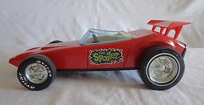 Vintage Nylint USA Made, Pressed Steel, The Spoiler Race Car