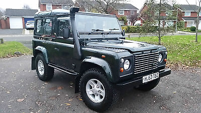 Land Rover Defender 90 CSW 2003 TD5