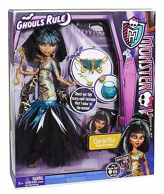 Bambola Monster High Cleo del Nilo  Halloween party X3718 - Mattel