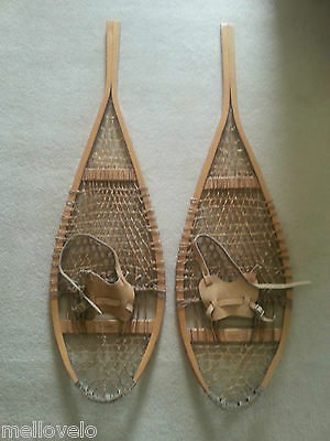Vintage Canadian Snow Shoes - Never Been Used
