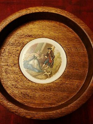 Wooden Bowl With Built In Music Box