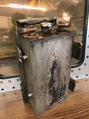RARE Antique Early 1900's Thomas A Edison Alkaline Cell Storage Battery 13152 AD