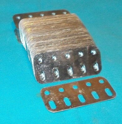 meccano part No103f, 48 flat girders, brand new.  priced to go