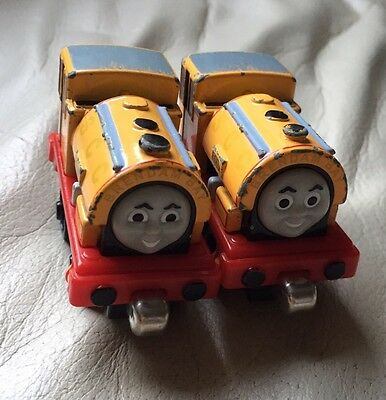 Take N Play Bill and Ben From Thomas The Tank engine & Friends RARE