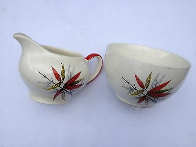 Vintage Midwinter Stylecraft  Classic Shape Jug and Bowl