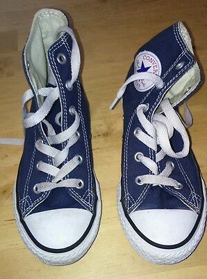 Childrens Converses size 13