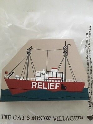 Cat's Meow Relief Boat