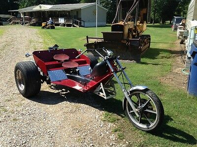 2013 Custom Built Motorcycles Other  VW project trike