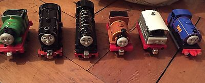 Thomas The Tank Engine Take And Play Large Toy Bundle Rare!