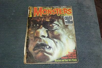 Famous Monsters Of Filmland Magazine - #33 May 1965