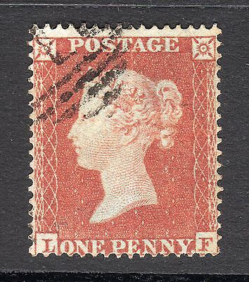 SG17   1d  Red Brown  - Wmk Small Crown -  Very Fine Used - Cat £35