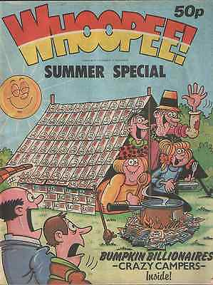 Whoopee! Summer Special 1982:published By I.p.c.magazines