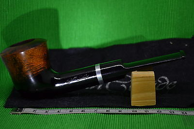 JEAN CLAUDE 9mm filter smoking pipe with original pouch