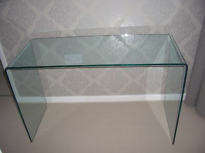 Glass Console Table / Computer Table/desk
