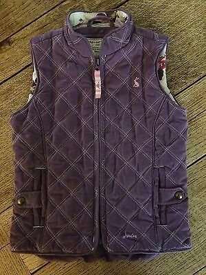 joules gilet age 3