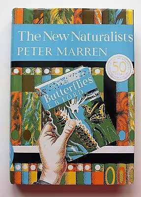The New Naturalists (Collins New Naturalist Library) Peter Marren 1995 1st edn
