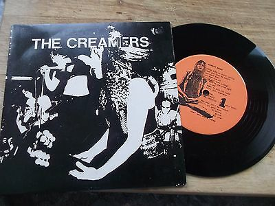 """The Creamers - Sunday Head - 7"""" single - great condition"""