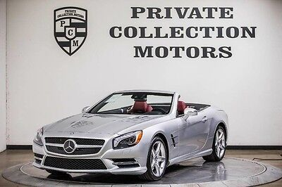2013 Mercedes-Benz SL-Class Base Convertible 2-Door 2013 Mercedes Benz SL550 $121k MSRP Low Miles Pristine 1 Owner Clean Carfax