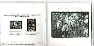 THE SMASHING PUMPKINS greatest hits FRENCH DOUBLE CD PROMO