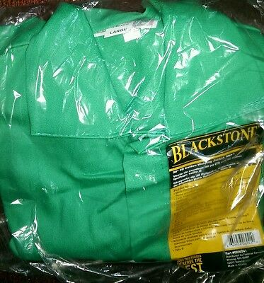 Mens Size Large Blackstone Flame Resistant Welding Jacket