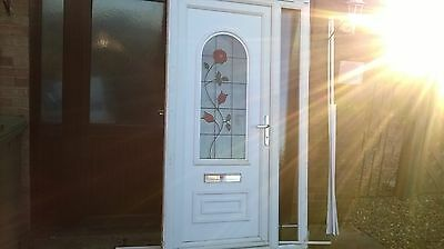 PVC Front Door and frame