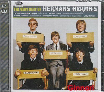 Hermans Hermits      -      The Very Best Of      -       New 2Cd