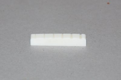 42mm Bone nut for lp style guitar