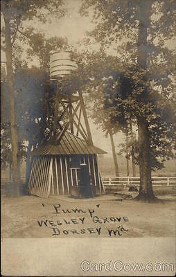 """RPPC Dorsey MD """"Pump"""" at Wesley Grove Anne Arundel County,Howard County"""