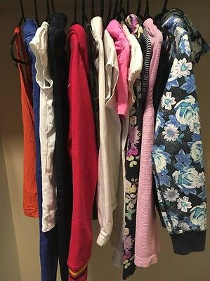 Girls Size 11-12 Bulk Lot Clothes             Some Hardly Worn....Great Value!!