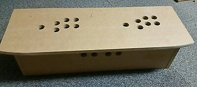 2 player arcade control flat pack