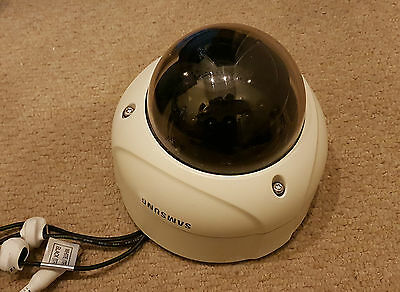 Samsung SCV-2080RP Vandal Resistant Dome With IR - USED