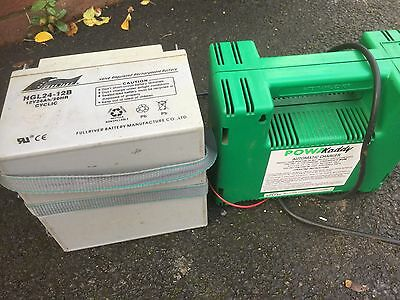 Golf Buggy Battery And Charger