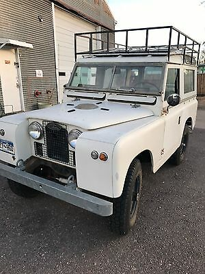 1962 Land Rover Other  1962 Land Rover Series 2A