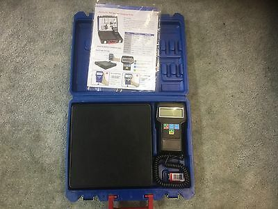A/C Refrigerant Charging Scale 100 KGS/220 LBS