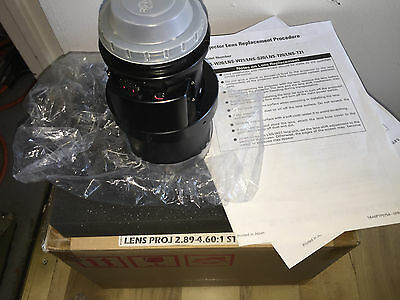 Christie Standard Zoom Projector Lens LNS-S20 SNSS20