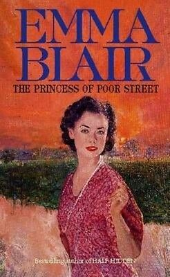 The Princess of Poor Street by Emma Blair Paperback Book (English)