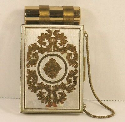 Lovely Antique Compact Case by Zell of 5th Avenue