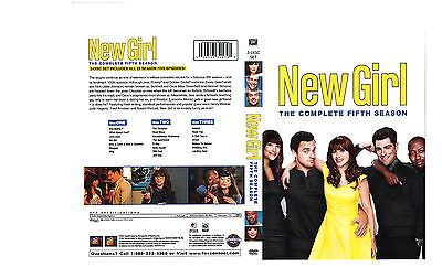 New Girl: The Complete Fifth Season (3 Disc DVD, 2016)