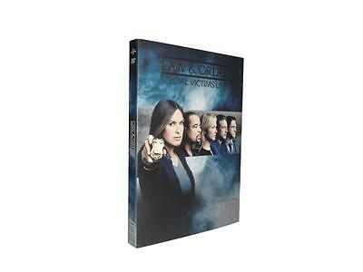 Law & Order SVU Special Victims Unit - Season 17 Seventeenth Year (DVD, 2016)
