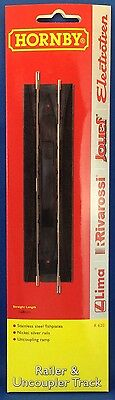 Hornby R620 Railed And Uncoupled Track OO Scale