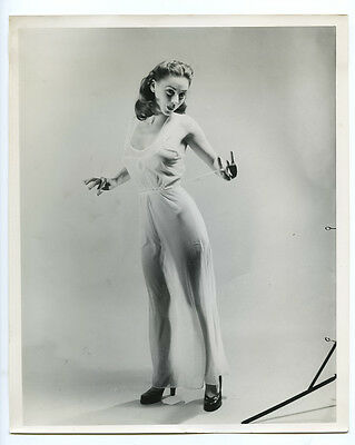 1950s Vintage Nude Photo~Super Sexy Busty Big Boobs Puffy Nipples Gorgeous Pinup