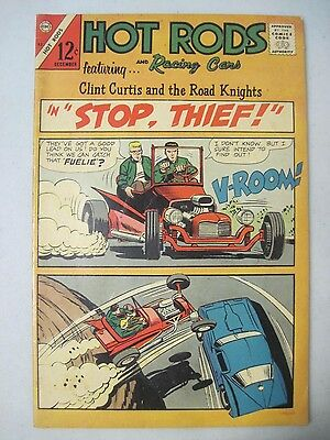 Hot Rods And Racing Cars #82 Charlton Comics 1966 Nicholas Alascia Jack Keller