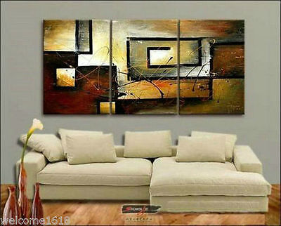 Hot Sale Modern Abstract Huge Wall Art Oil Painting On Canvas No Framed