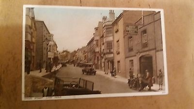 "LOT.18. "" BROAD STREET, LYME REGIS. No, 6312 "". UNPOSTED"