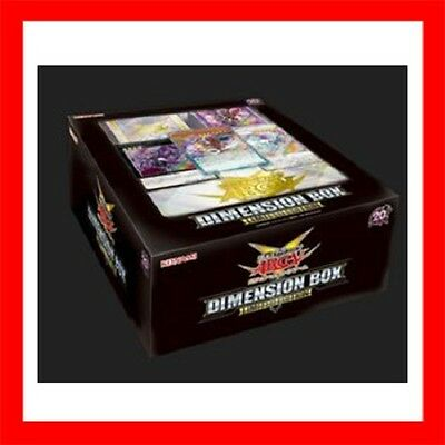 Konami New Yu-Gi-Oh ARC FIVE OCG DIMENSION BOX LIMITED EDITION from Japan Rare