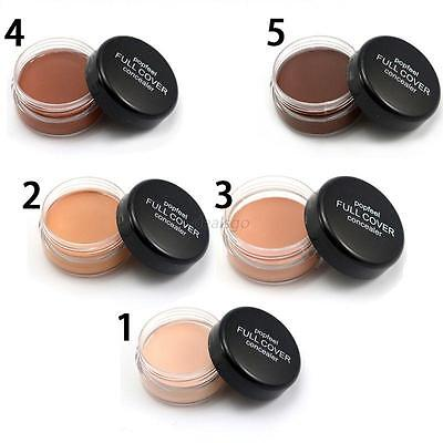 Long Lasting Face Concealer Cream Invisible Pore Primer Foundation Cosmetics